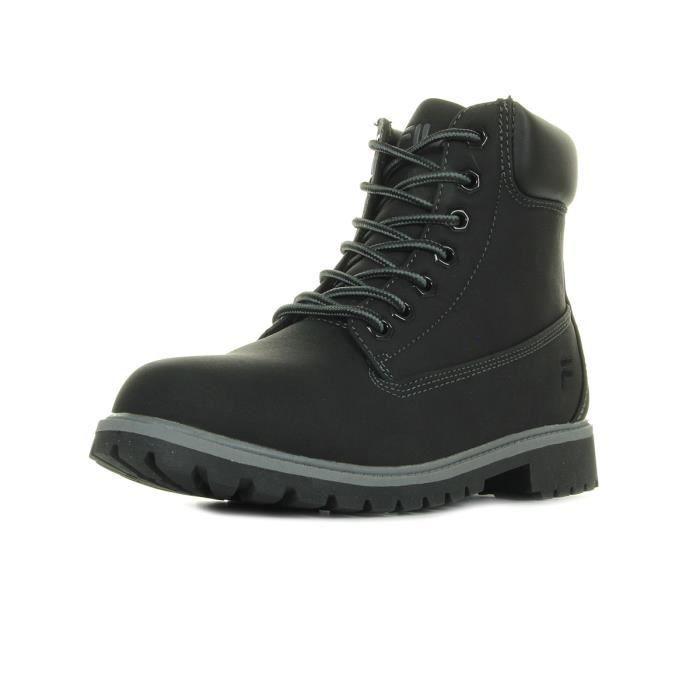 Boots Maverick Noir Mid Wmn Black Fila Gris Achat Noir zBrqWz