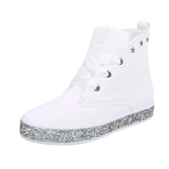 Bottines pour femmes Look cuir | hiver bottes Boots | arbre court semelle profilée | Bottines hautes doublé | bottillon talon bloc