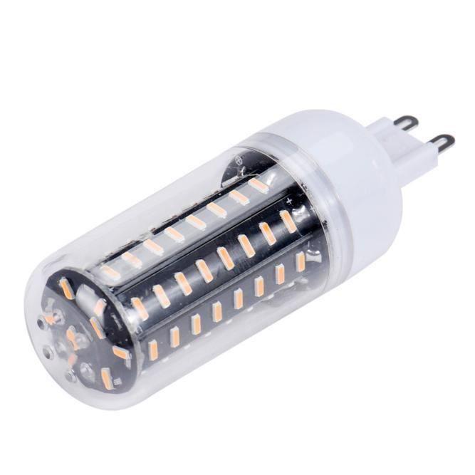 Lumière 4014 G9 Chaud Ampoule 25w Maïs Blanc 72led Smd Lampe 220v Énergie Sut2595 Saving 8t1t7qr