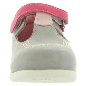 BABYFRESH KICKERS 10 123 Chaussures GRIS CLAIR 413123 pour et Garçon Fille wOZ01PT