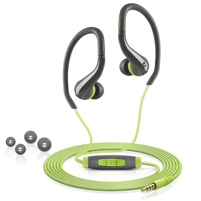 Sennheiser Ocx 684i Sports Ecouteurs Intra-auriculaires - Kit Mains Libres