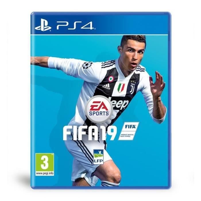 JEU PS4 FIFA 19 Jeu PS4