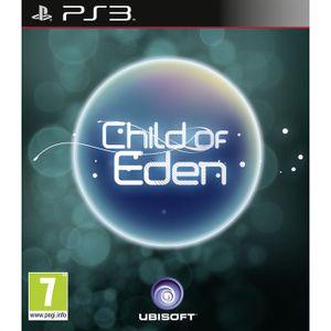 JEU PS3 CHILD OF EDEN MOVE / Jeu console PS3