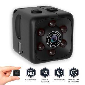 APPAREIL PHOTO RÉFLEX Caméra cachée améliorée Maison 1080p Mini FullHD P