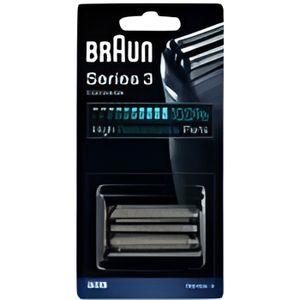 grille de rasoir braun series 3 achat vente grille de. Black Bedroom Furniture Sets. Home Design Ideas