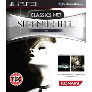 JEU PS3 Silent Hill HD - Collection (Playstation 3) [UK...