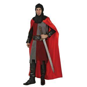 DÉGUISEMENT - PANOPLIE Costume adulte déguisement homme Chevalier Médieva