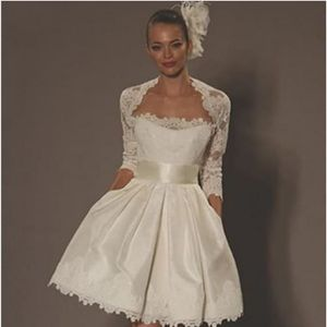 Robe de mariee courte pas cher