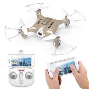 DRONE Quadricoptère avec contrôle de drone RC et caméra