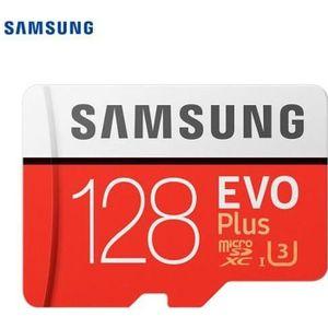 CARTE MÉMOIRE Samsung Carte Mémoire TF Micro SD 128 Go 100Mb-s C