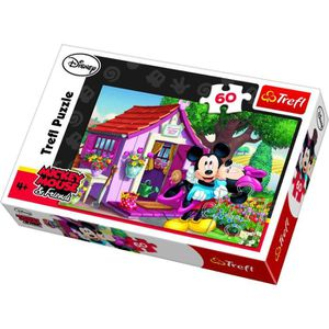 PUZZLE TREFL Puzzle Mickey Mouse - 60 Pièces