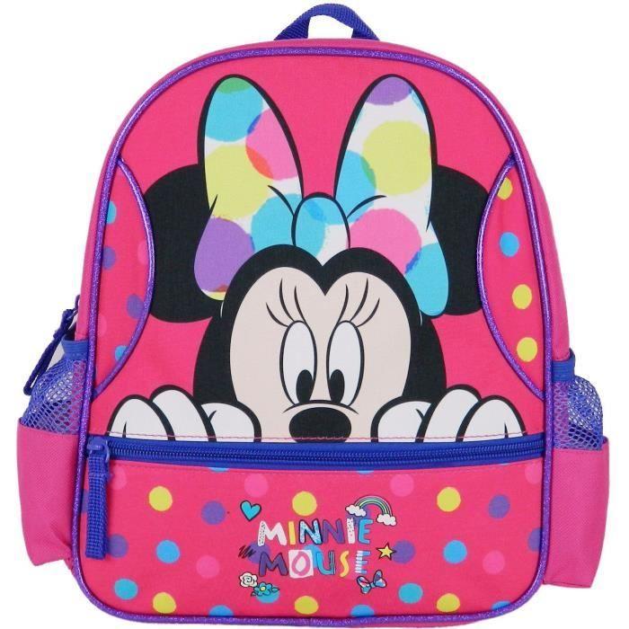 Minnie sac à dos 25 cm