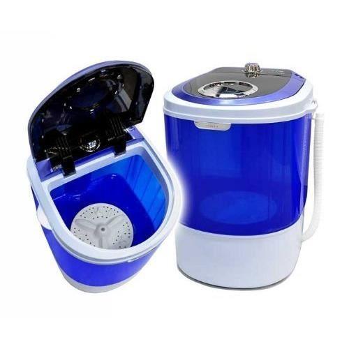 Mini Machine A Laver 3 Kg De Linge 160w Ideal Pour Etudiant