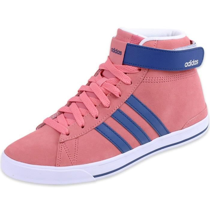 2017 Adulte Chaussures Montante Rose Daily Twist Femme