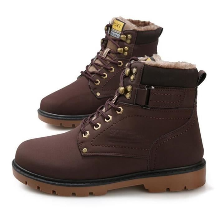 Ankle High Work Boots For Water Resistant Steel Toe Boots Black L3R3O Taille-43 Q7pfNlR2