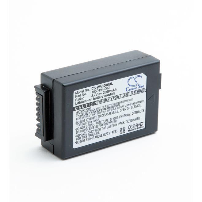 LECTEUR DE CODE-BARRES  Batterie lecteur codes barres 3.7V 2000mAh - 10504