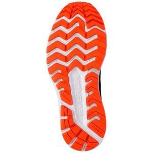 Agréable Saucony Ride 6 Chaussures De Course Gris Orange Bleu