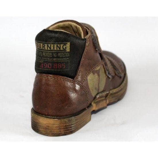chaussure meilleurs prix magasin en ligne CHAUSSURES GARCON CUIR Scratch T 31 NEUVES MARRON - Achat ...