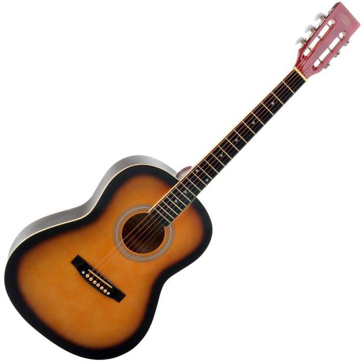 guitare ws pas cher achat vente soldes d s le 10 janvier cdiscount. Black Bedroom Furniture Sets. Home Design Ideas