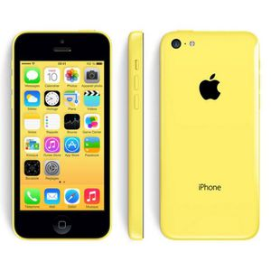 SMARTPHONE Iphone 5c 16gb jaune