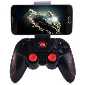 JOYSTICK - MANETTE  Sans Fil Bluetooth Manette de jeu pour Manette Ta