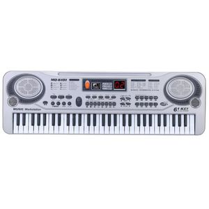 CLAVIER MUSICAL 21