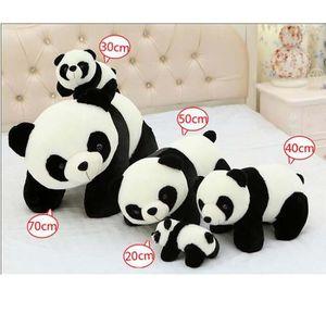 peluche geante panda achat vente jeux et jouets pas chers. Black Bedroom Furniture Sets. Home Design Ideas