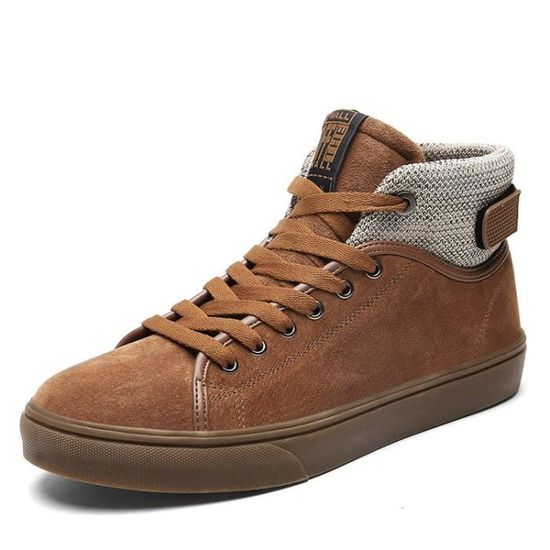 a6550643750 Mode Chaussure Basket Homme Shoes Skate Montantes Chaussures gqwOSS