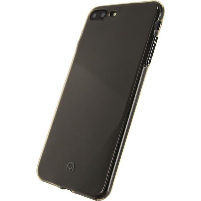 MOBILIZE Deluxe Gelly Case Etui de protection pour telephone Apple iPhone 7 Noir
