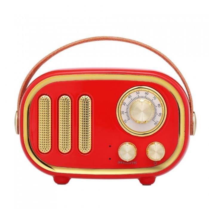 ENCEINTE NOMADE Belle Portable Enceinte 35mm Electronique AIYIMA p