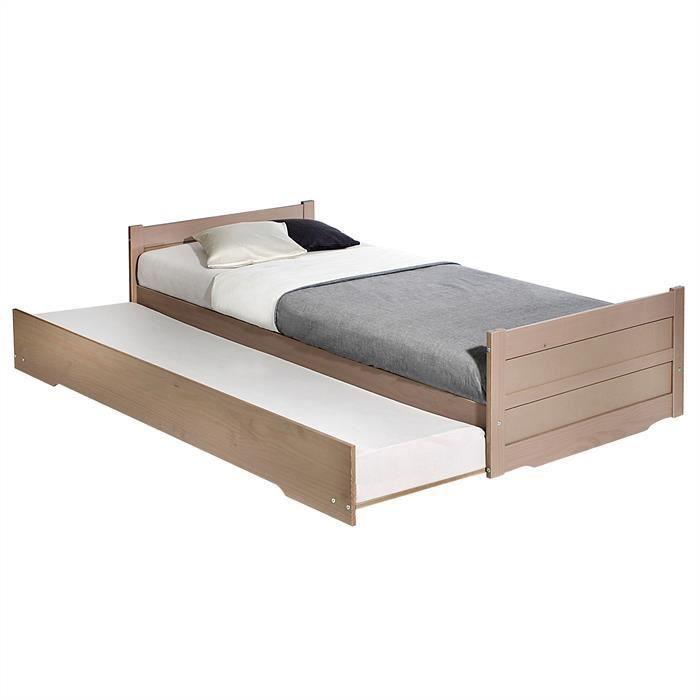 lit fonctionnel achat vente lit fonctionnel pas cher cdiscount. Black Bedroom Furniture Sets. Home Design Ideas
