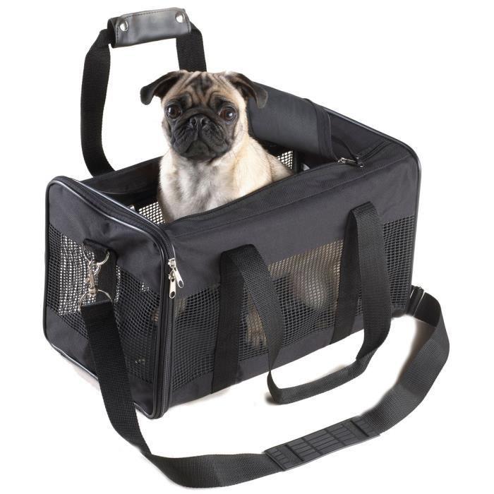 sac de transport pour animaux achat vente sac de transport pour animaux pas cher cdiscount. Black Bedroom Furniture Sets. Home Design Ideas