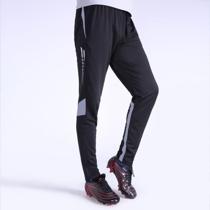 Pantalon Homme de Sport Homme Pantalon Slim Fit... Gris - Achat ... b4b5f316726f