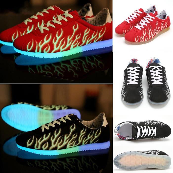 Nouveaux Couples Unisexe Casual Sneaker