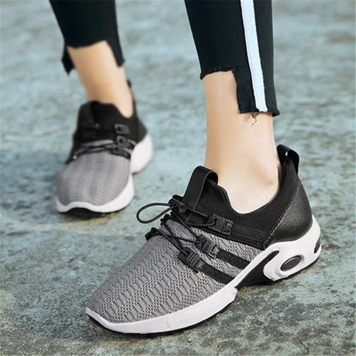 Remise Dentelle Up Plein Y Forme 39 Nouvelle Chaussures Course Taille Air 40 Hommes De Pour Sneaker Marque En AL534jRq
