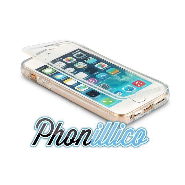 coque iphone 6 rabat transparent