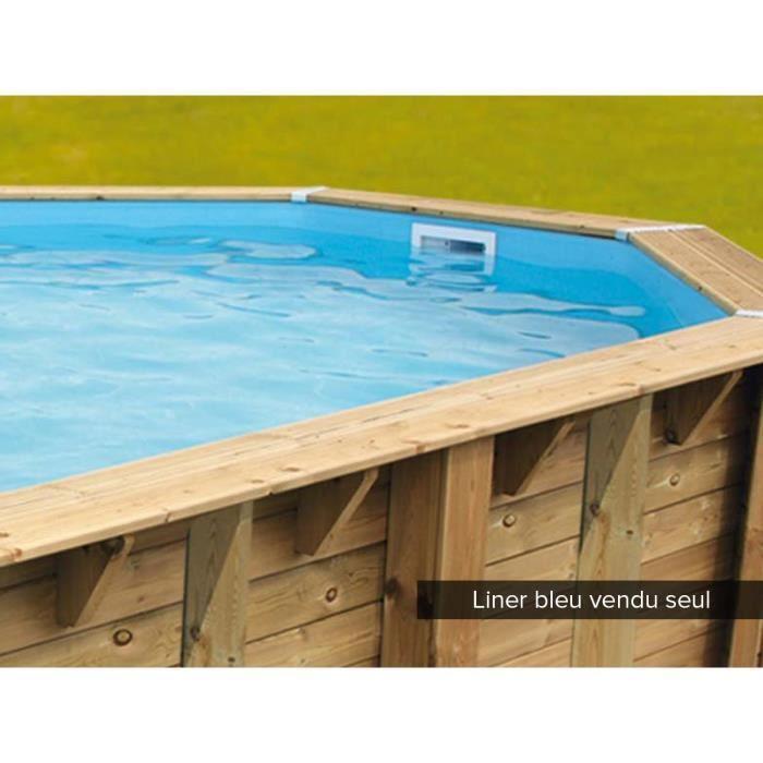piscine bois linea 8 00 x 5 00 x h1 40m