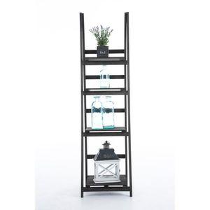 etagere escalier achat vente etagere escalier pas cher cdiscount. Black Bedroom Furniture Sets. Home Design Ideas