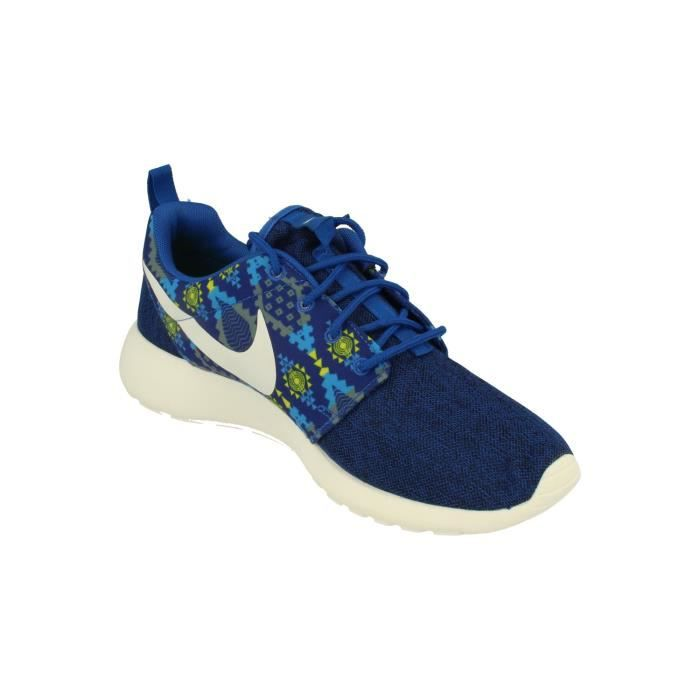 Nike Roshe One Print Hommes Trainers 655206 Sneakers Chaussures 410