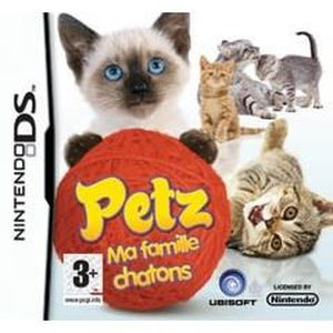 petz ma famille chatons nds