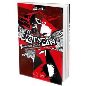 AUTRES LIVRES Livre Persona: Derrière le masque - Volume 2