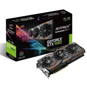 CARTE GRAPHIQUE INTERNE Carte graphique GeForce GTX 1080 ROG