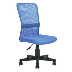 chaise de bureau sans accoudoir achat vente chaise de bureau sans accoudoir pas cher cdiscount. Black Bedroom Furniture Sets. Home Design Ideas
