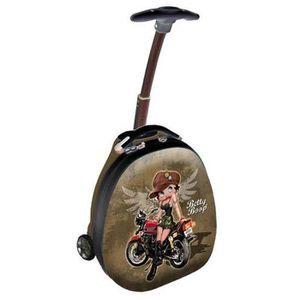 VALISE - BAGAGE Valise Betty Boop Biker 60 CM