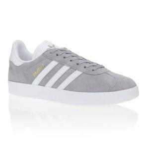 gazelle adidas grise homme
