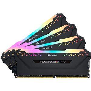 MÉMOIRE RAM CORSAIR Mémoire PC DDR4 - 32 Go (4 x 8 Go) - 3200M