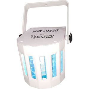 PACK LUMIÈRE IBIZA DERBY-MINI Effet de lumière mini Derby à LED