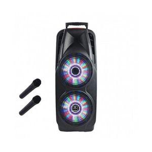 ENCEINTE ET RETOUR Sono Portable Groove 870 Party I Dance
