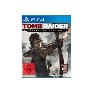 JEU PS4 Tomb Raider Definitive Edition Day-One PlayStation
