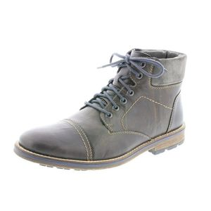 chaussures a lacets clarino homme rieker 10603 a30jtp